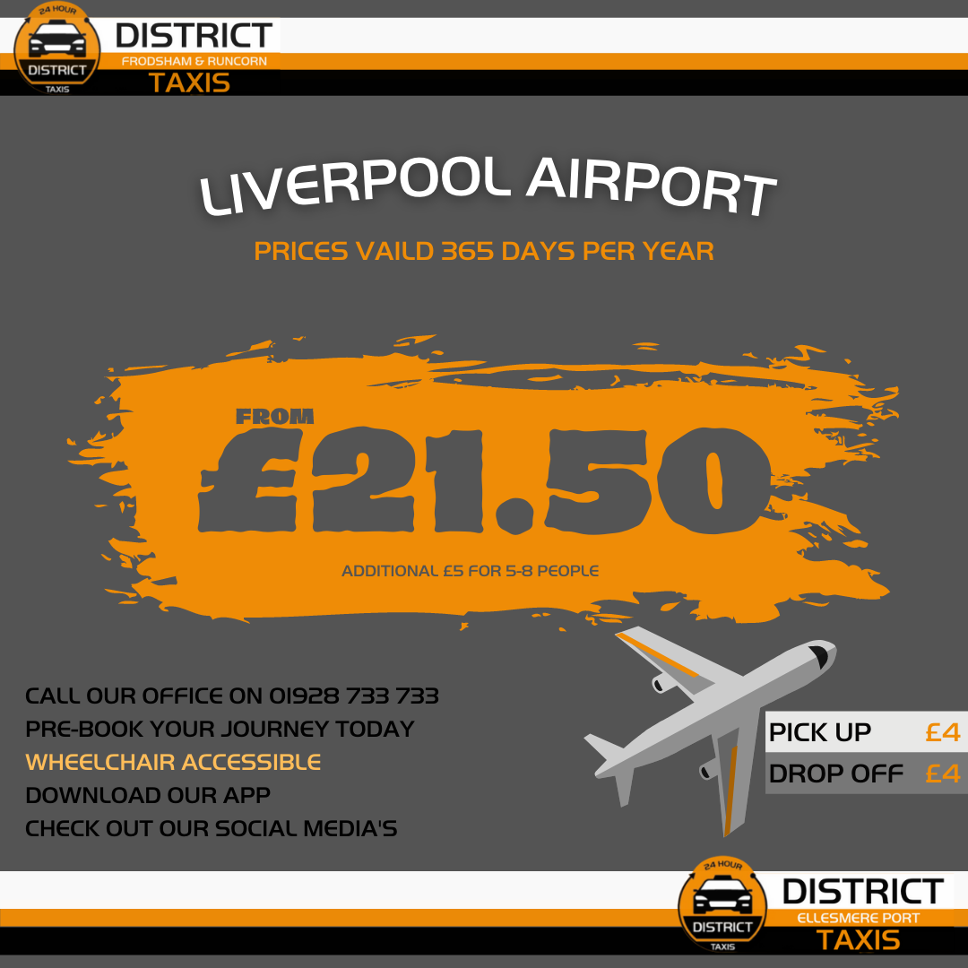 Pricing for liverpool airport